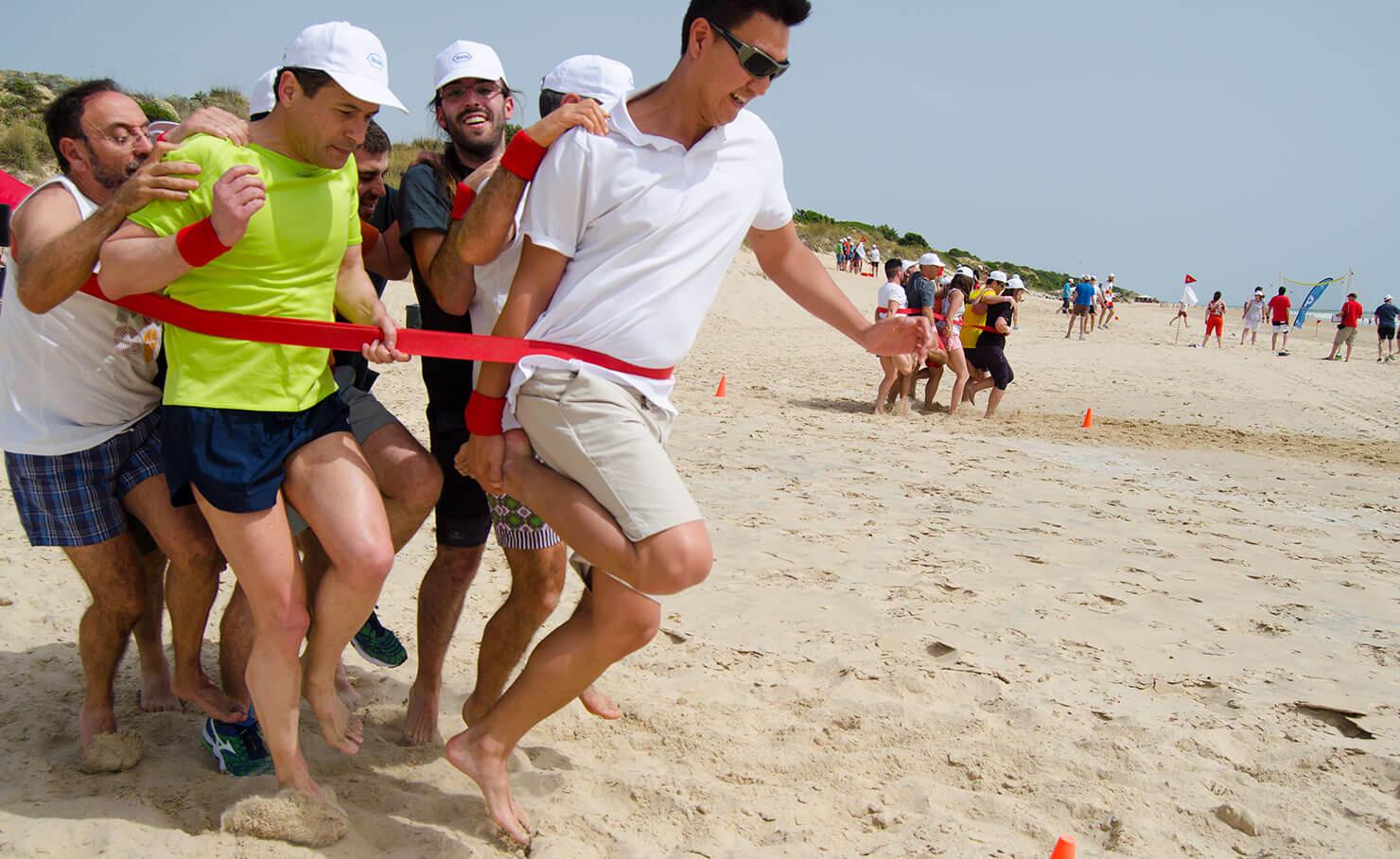 Mediterranean Challenge Beach Olympic Games