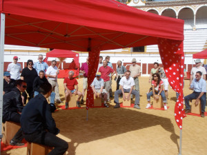 team-building-en-antequera-percusion-flamenca-eventos-exploramas-2