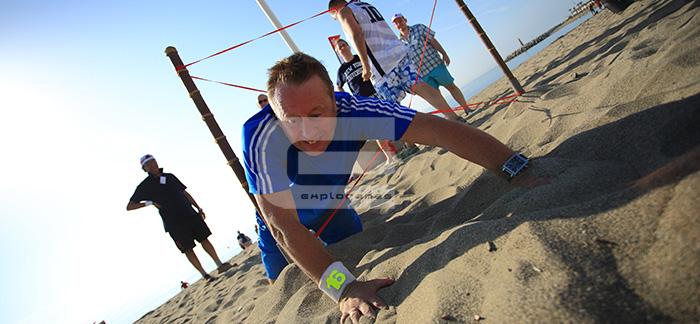 mind games beach games mediterranean challenge exploramas